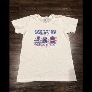 💫 Backstreet Boys vintage cruise T-shirt new